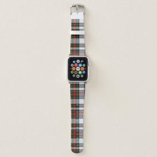 Stewart-Kleiderkariertes Apple-Uhrenarmband Apple Watch Armband