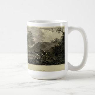 Stich der Beagles (1845) Kaffeetasse