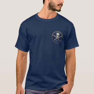 Stickfighter Emblem (dunkel) T-Shirt