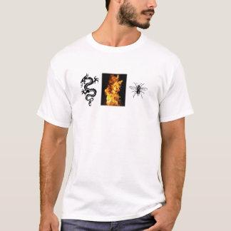 Stieg Larsson Trilogie-T-Shirt T-Shirt