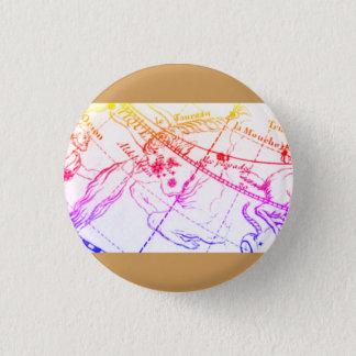 Stier-Button Runder Button 3,2 Cm
