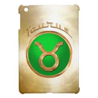 Stier | das des Stiers astrologische Symbol iPad Mini Hülle