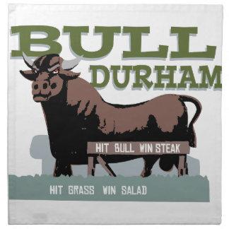 Stier Durham Stoffserviette
