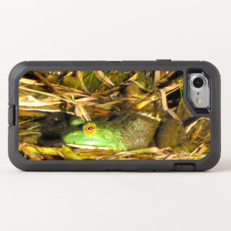 Stier-Frosch iPhone 7 Fall OtterBox Defender iPhone 8/7 Hülle