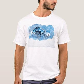 Stier hochauflösend T-Shirt