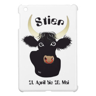 Stier - Sternzeichen iPad Mini Hülle