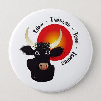 Stier Tierkreiszeichen Buttons