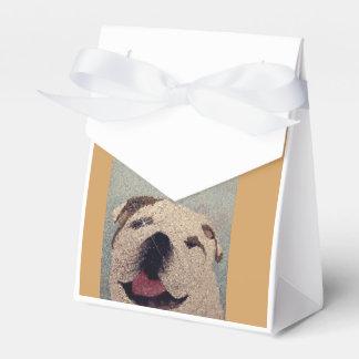 Stierhundegeschenktasche Geschenkkartons