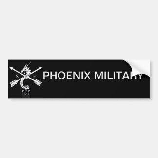 stiker Para-Auto Phoenix-Militär Autoaufkleber