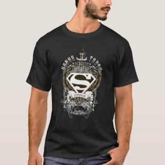 Stilisierte | Ehre des Supermann-, Wahrheit und T-Shirt