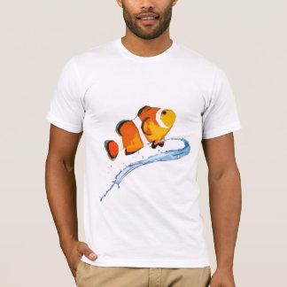Stilisiertes Clownfish T-Shirt