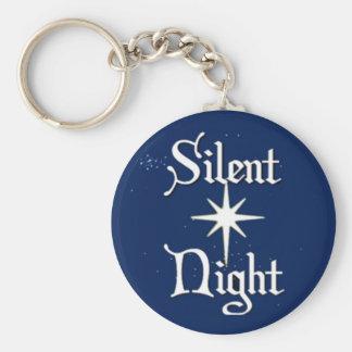 Stille Nacht Schlüsselanhänger