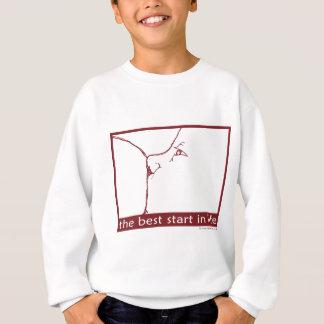 Stillen - der beste Anfang im Leben Sweatshirt
