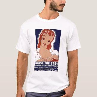 STILLENDE MUTTER T-Shirt
