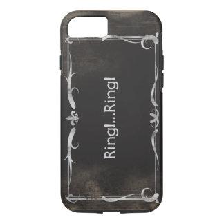 Stiller Film-Titel iPhone 7 Fall Vintager Grunge iPhone 8/7 Hülle