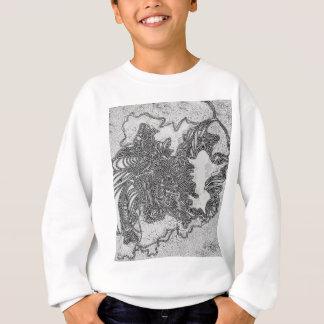 Stiller Mann Sweatshirt