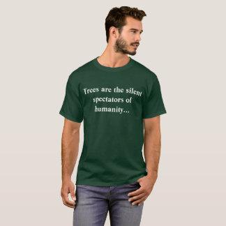 Stiller Zuschauer-T - Shirt