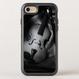 Stillleben b&W Bild einer Violine OtterBox Symmetry iPhone 8/7 Hülle