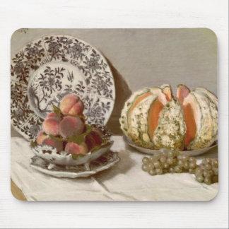 Stillleben Claude Monets |, 1872 Mousepads