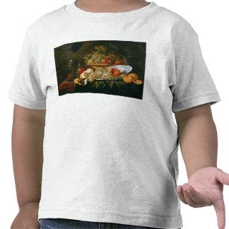 Stillleben der Frucht Hemden
