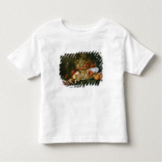 Stillleben der Frucht Kleinkinder T-shirt