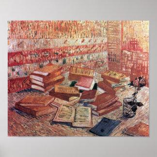 Stillleben durch Vincent van Gogh 1887 Poster