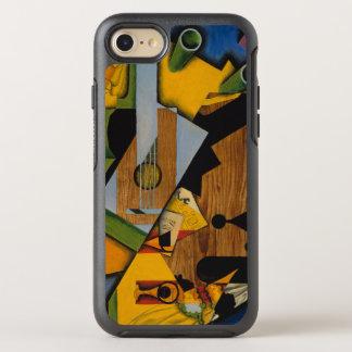 Stillleben mit einer Gitarre OtterBox Symmetry iPhone 8/7 Hülle