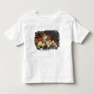 Stillleben mit Frucht in Delft-Schüssel, Kleinkind T-shirt