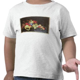 Stillleben mit Frucht in Delft-Schüssel, T Shirt