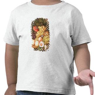 Stillleben mit Frucht T-Shirts