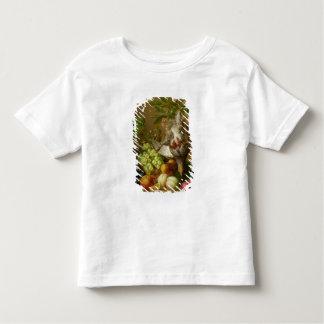 Stillleben mit Frucht und einem toten Rebhuhn Tshirt