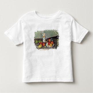 Stillleben mit Milchkrug und Frucht, c.1886-90 (Öl Shirt