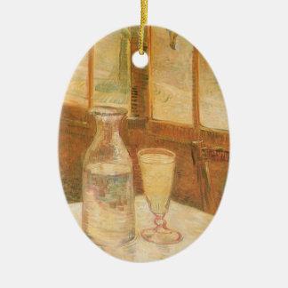 Stillleben mit Wermut durch Vincent van Gogh Keramik Ornament