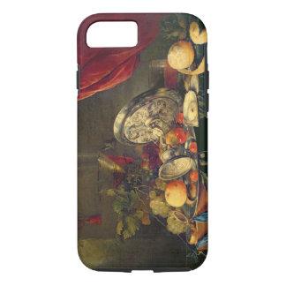 Stillleben (Öl auf Platte) iPhone 8/7 Hülle