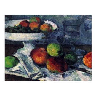 Stillleben/Postkarte Pauls Cezanne Postkarte