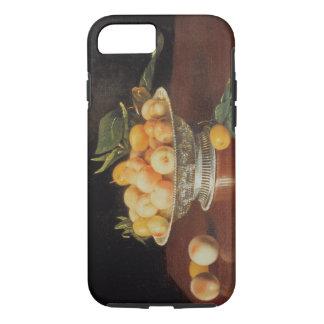 Stillleben T32176 der Pfirsiche, c.1700 iPhone 8/7 Hülle