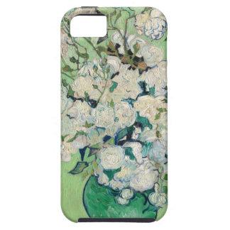 Stillleben: Vase mit Rosen - Vincent van Gogh iPhone 5 Schutzhülle