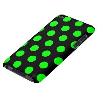 Stilvolle u. bunte Polka-Punktipod-Touch 4G iPod Case-Mate Hüllen