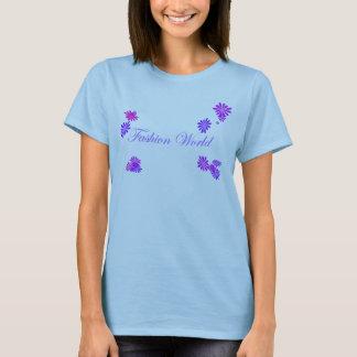 Stilvoller Mode-WeltT - Shirt