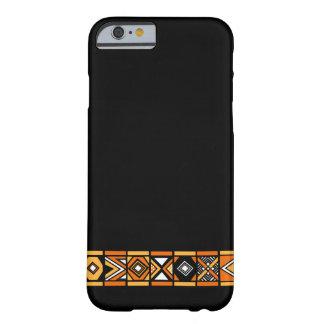 Stilvoller Schwarzafrikanerkunstmuster iPhone 6 Barely There iPhone 6 Hülle