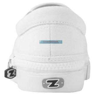Stilvoller Zipz Slipper für Komfort! Slip-On Sneaker