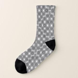 Stilvolles abstraktes Muster Socken