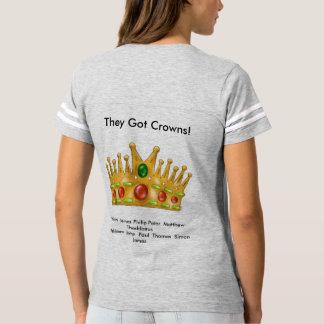 Stilvolles, bequemes jersey-Ähnliches T-shirt