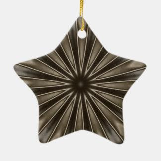 Stilvolles elegantes keramik ornament