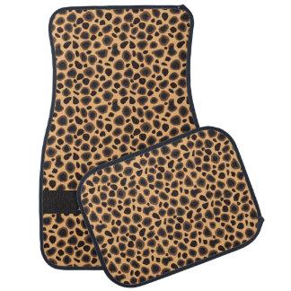 Stilvolles Gepard-Muster | personifizieren Automatte