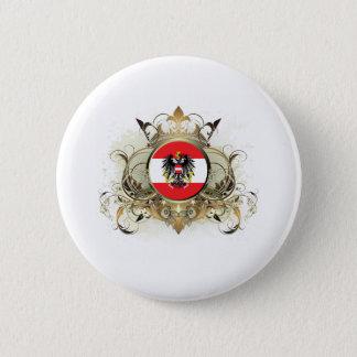 Stilvolles Österreich Runder Button 5,7 Cm