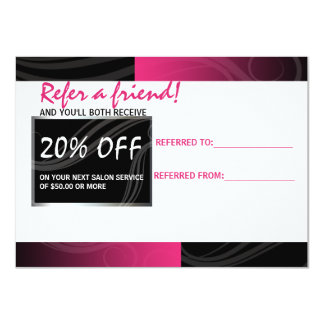 stilvolles Rosa scissor 11,4 X 15,9 Cm Einladungskarte