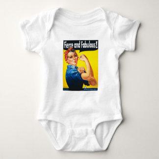 Stilvolles und modisches heftiges und fabelhaft baby strampler