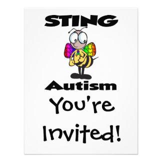STING-Autismus Ankündigungen