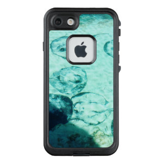 Sting-Strahlen in Xcaret, Mexiko LifeProof FRÄ' iPhone 8/7 Hülle